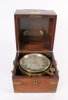 An English rosewood 56-hour chronometer, by Joseph Sewill, circa 1870