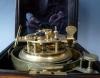 Exclusive marine chronometer, Victor Kullberg, 12 Cloudesley Ter.Islington, London No 547, c. 1863.