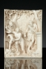 German Ivory Relief depicting Susanna and the Elders Attributed to Antonio Leoni