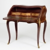 Dutch Louis XV Lean-to Writing Desk, attributed to Matthijs Horrix