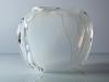 A.D. Copier, Unique vase of opalescent glass, Glass Factory Leerdam, 1949 - Andries Dirk (A.D.) Copier