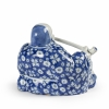 Delft blue and white figure of Budai Heshang