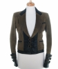 Christian Dior Suede Leather Blazer - Christian Dior