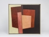 Pieter Borstlap, Zonder titel, acrylverf op doek, 2000 - Pieter Borstlap