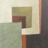 Pieter Borstlap, Zonder titel, acrylverf op doek, 2002 - Pieter Borstlap