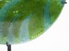 Willem Heesen, Unieke glazen schaal, 'How green is my valley', De Oude Horn, 2002 - Willem Heesen