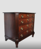 Dutch Louis Seize chest of drawers, about 1780 - 1800.