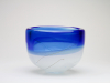 Willem Heesen, 'Beach', Unique glass bowl from series 'Out of Africa', Studio De Oude Horn, 1995 - Willem Heesen
