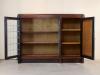 Louis Bogtman, Bookcase with batik decoration, Kunstnijverheidsatelier Bogtman, Hilversum, 1920s - Louis Bogtman