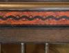 Louis Bogtman, Gebatikt houten boekenkast, Kunstnijverheidsatelier Bogtman, Hilversum, jaren '20 - Louis Bogtman