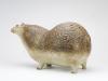Adriana Baarspul, Modern ceramic sculpture of a fantasy animal, 1976 - Adriana Baarspul