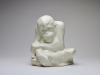 Charles Vos for De Sphinx, Sculpture of a monkey, ca. 1930 - Charles Vos