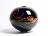 Willem Heesen, Unique thick vase, Studio De Oude Horn, 1993 - Willem Heesen