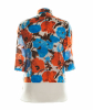 SS 2008 Dries van Noten Silk Short Sleeve Blouse - Dries van Noten