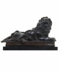 Mid 19th Century Bronze Cast after a Model after A. BARYE