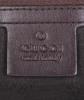 Gucci Brown Guccissima Leather GG Twins Medium Hobo Bag