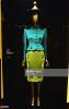 Yves Saint Laurent 'Rive Gauche' Groen Fluwelen Pagode Jas - Yves Saint Laurent