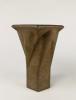 Jan van der Vaart, Bronze glazed stoneware vase, multiple, 1997 - Jan van der Vaart
