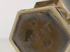Jan van der Vaart, Brons geglazuurde steengoed vaas, multipel, 1997 - Jan van der Vaart