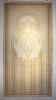 Chris Lebeau, Original design for batik with mythical cranes, ca. 1906 - Chris (J.J.C.) Lebeau