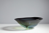 Willem Heesen, Unique glass bowl 'Gestand', Studio De Oude Horn, 1987 - Willem Heesen
