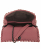 Bottega Veneta Baby Olimpia Dusty Rose Intrecciato Nappa - Bottega Veneta