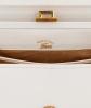 Vintage Gucci White Lapis Top Handle Bag - Gucci