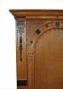 Small Dutch cupboard, 17th century.