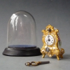 "An Austrian Tiny Ticker / Zappler signed ""Dorer in Wien"", circa 1850."