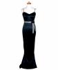 Dolce & Gabbana Black Crystal Embellished Gown - Dolce & Gabbana