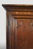 French cupboard with two doors, 18th century.