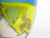 Misha Ignis, Kleurrijke vaas 'Lion', unicum, 1999 - Misha Ignis