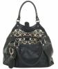 Gucci Black Guccissima Leather Sukey Tote Bag Medium - Gucci