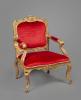A Louis XV Fauteuil