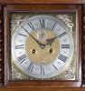 A rare Dutch Longcase clock - Signed Fleertman Haarlem