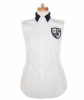 Christian Dior White Cotton Sleeveless Top - Christian Dior