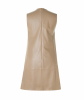 Balenciaga Nude Leather Dress - Balenciaga