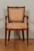A set of eight Dutch mahogany dining chairs, circa 1800