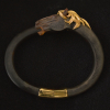 Horse Bangle gold French