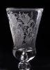Goblet with the crowned arms of the Stadholder Prince Willem IV