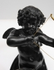 A French bronze sculpture of Cupid, circa 1880