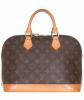 Louis Vuitton Monogram Canvas Alma Handbag PM - Louis Vuitton
