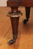A French Louis XVI mahogany original shavers-pedestal (table), circa 1800