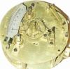 M166 Tafelklok met kalender, maanfase en retrograde wijzerplaten