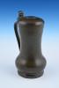 pewter measuring jug