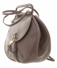 Delvaux Taupe 'Cerceau' Jumping Backpack - Delvaux