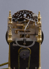 A beautiful English wing lantern clock