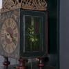 A very rare Twentse 'Stoel' Clock, 1737