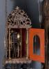 A rare Frisian 'stoel' clock, so-called girls or servant's clock, around 1770