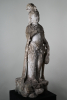 White marble Guanyin